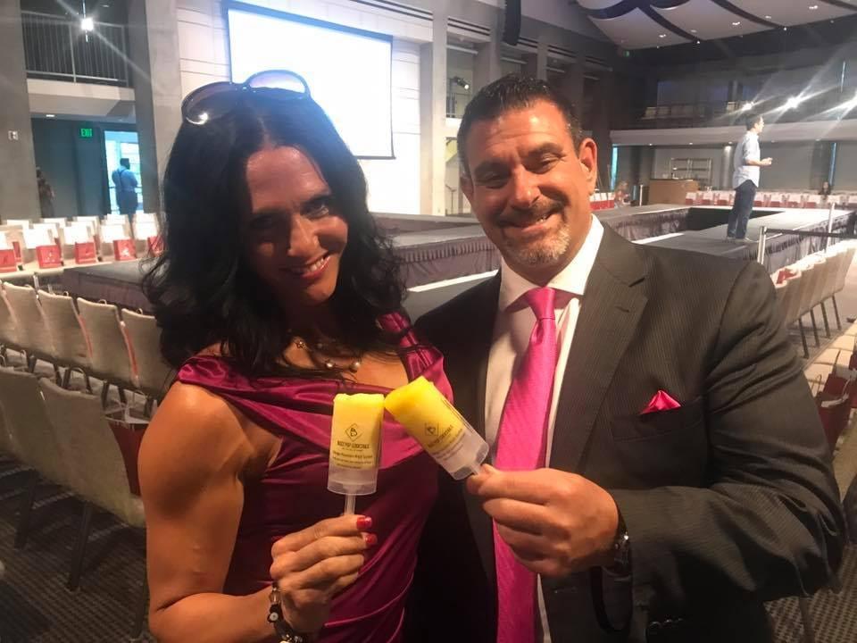 Traci Lynn Cowan interviews Buzz Pops CEO