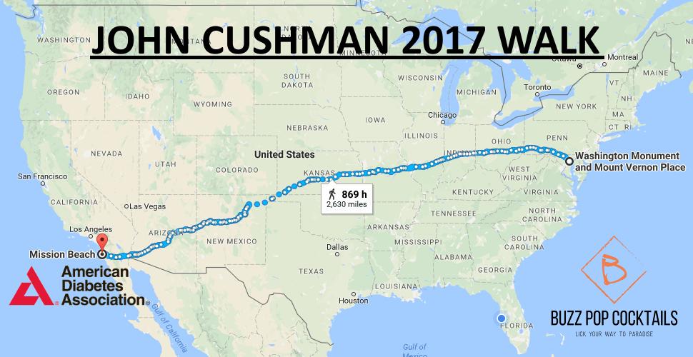 John Cushman Walk for Diabetes