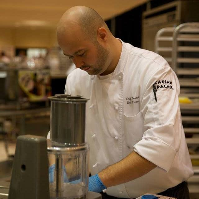 Eric Kroeker – Executive Chef